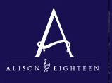 Alison Eighteen logo